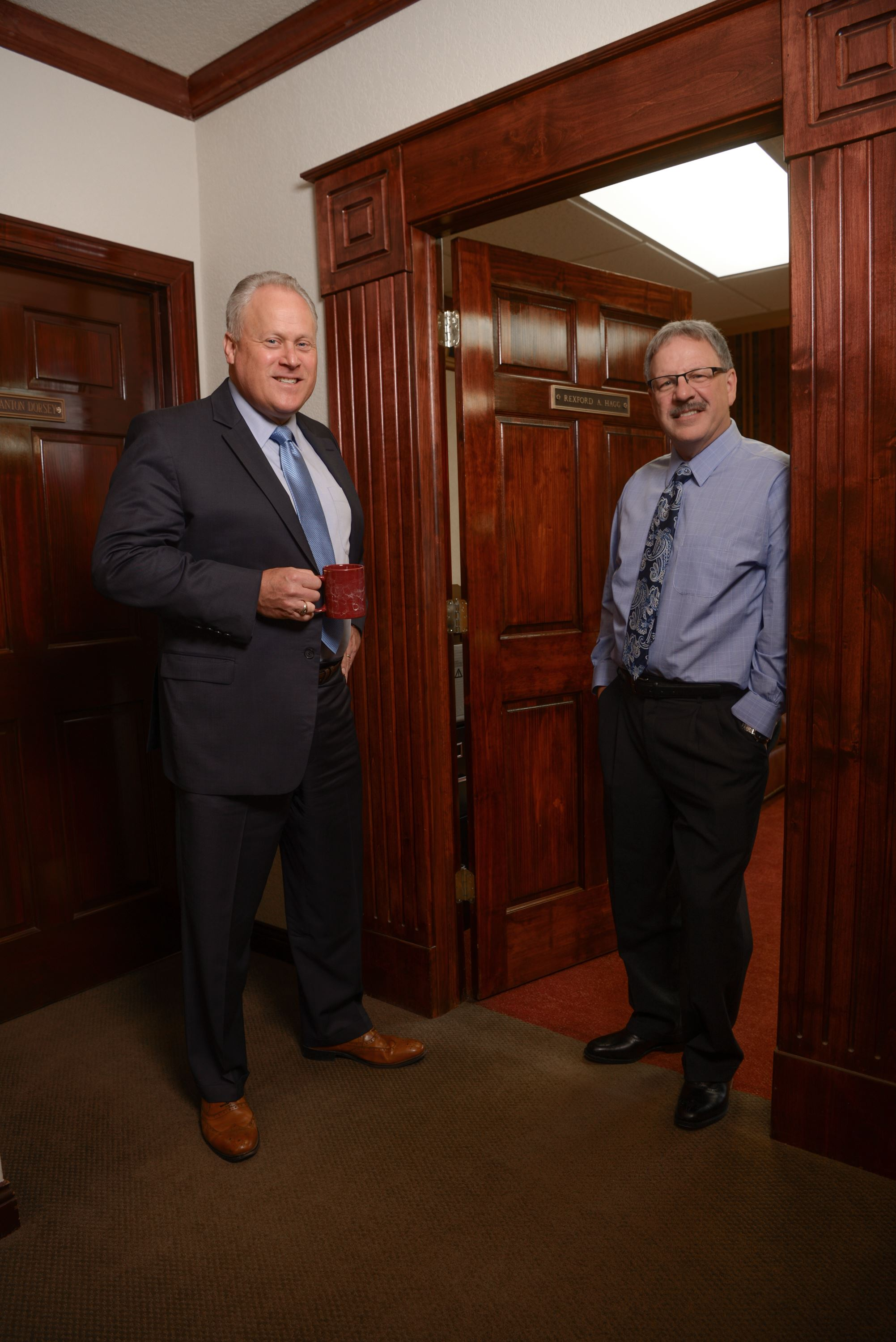 Rapid City Product Liability Attorneys Rexford A. Hagg and John S. Dorsey